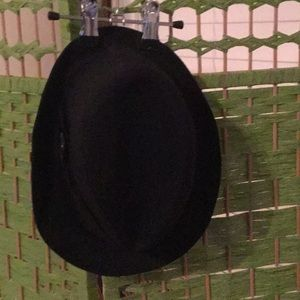 🖤NWOT Awesome & Fun Fedora Must Have Black Hat 🖤